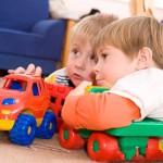 Общение детей со сверстниками