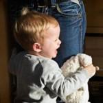 Если ребенок раздражает?