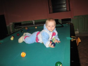 3. Тимофей (1 год)