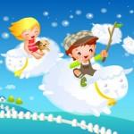 Игры для развития фантазии детей (от 4-5 лет)