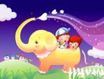 Фантазия у детей 3-4 года
