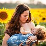 Женщина кормит ребенка грудью, мужу это досаждает?