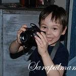 Как фотографировать малыша