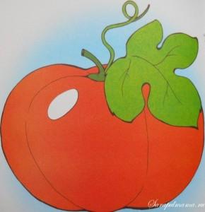 Раскраски для детей. Овощи
