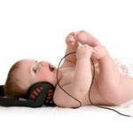 Развитие грудных детей. Слух младенца