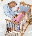 Спать ли вместе с малышом? Плюсы и минусы совместного сна