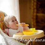 Питание ребенка от года до двух лет. Суточный рацион