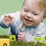 Игры и занятия с детьми от 6 до 9 месяцев (часть 2)