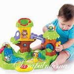 Игры и занятия с детьми от 9 до 12 месяцев (часть 1).