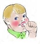 Почему малыш сосет палец и что с этим делать