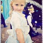 29. Мария С. (4 года).  Моя принцесска))