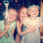 30. Саша Настя Машуля (8 лет, 7 лет, 1 год 7 мес). Три мои сестренки, три создания нежных...))