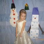 34. Дарья (5 лет).  Моя любимая принцессочка!!!