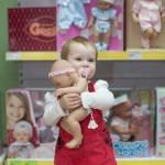 """Фото сессия в магазине игрушек """"Бегемотик"""""""
