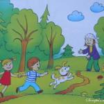 Играем с детьми. Игры для ребенка 3-5 лет