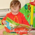Читаем малышу с первых месяцев жизни