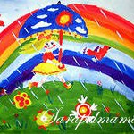 О чем говорят цвета в детских рисунках