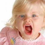 Почему кусаются грудные и трехлетние дети