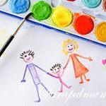 «Читаем» детские рисунки. Расположение на листе
