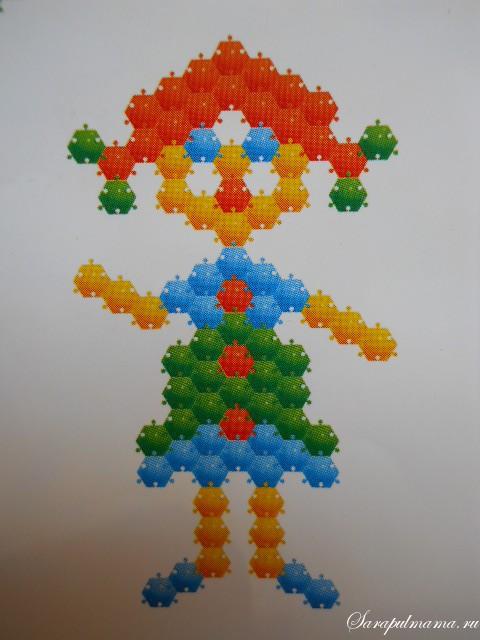 схема мозаики 12
