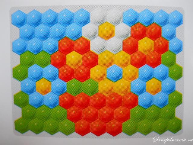 схема мозаики 13