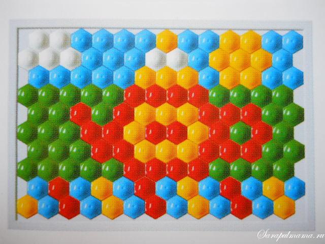 схема мозаики 18