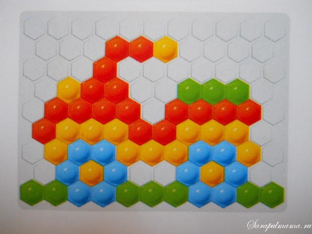 схема мозаики 20