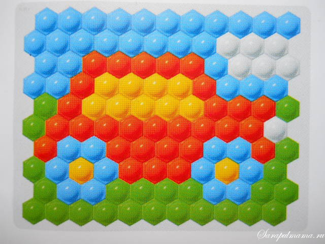схема мозаики 2