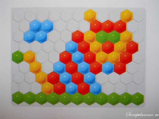схема мозаики 21