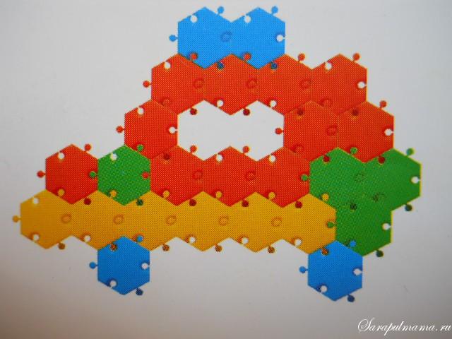 схема мозаики 22