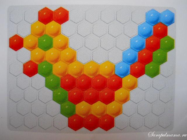 схема мозаики 24
