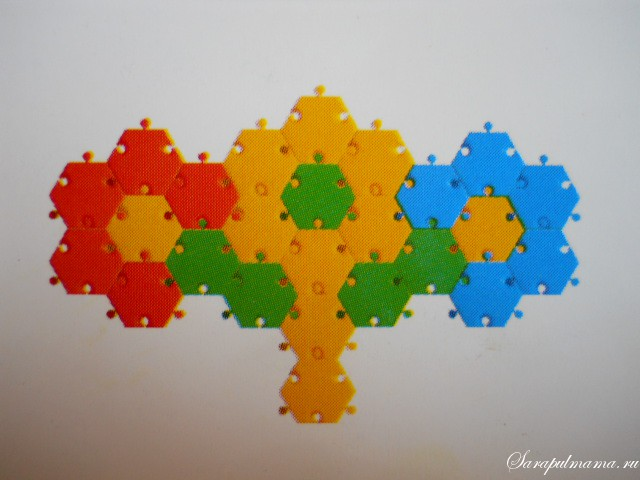 схема мозаики 28