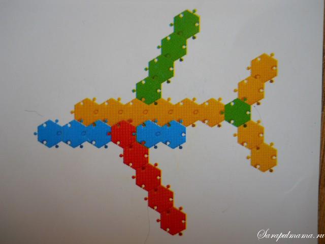 схема мозаики 29