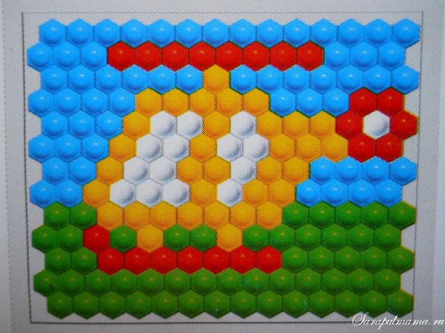 схема мозаики 3