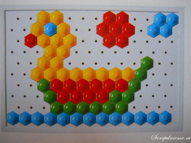 схема мозаики 31