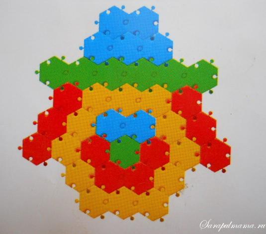 схема мозаики 32