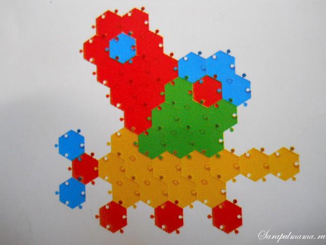 схема мозаики 33