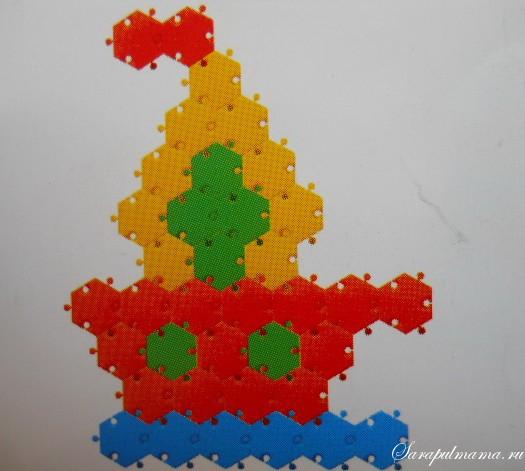 Схемы для игры мозаика