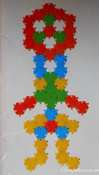 схема мозаики 36