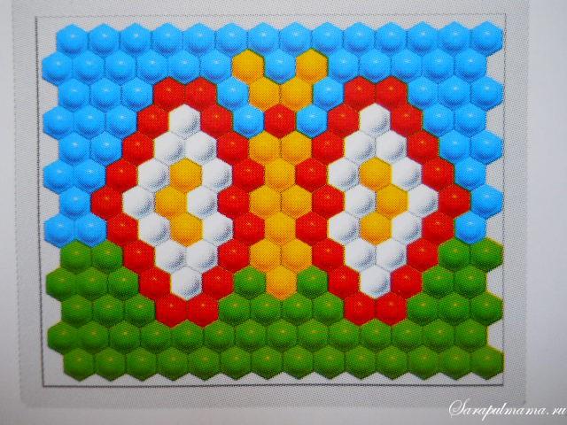 схема мозаики 5