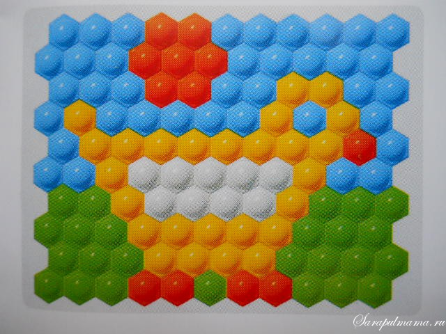 Игра Логические Мозаики