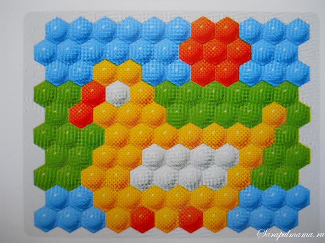 схема мозаики 6