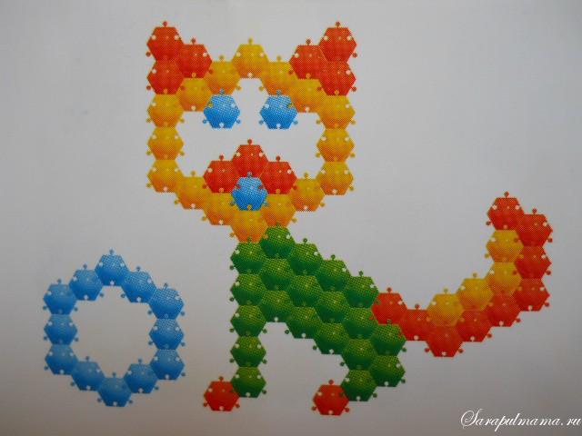 Схема мозаики для детей фото 295