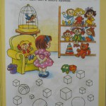 Игралочка. Математика для детей 3-4 лет