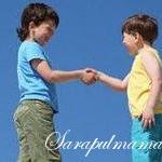 Как научить ребенка здороваться