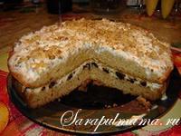 Медовый торт Царский пирог в домашних условиях