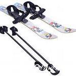 Как выбрать лыжи для ребенка