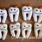Мифы о молочных зубах