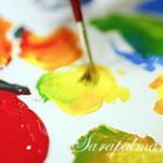 Как смешивать цвета красок для рисования