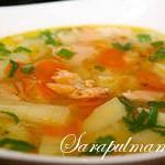 Перепелиная яичница с овощами